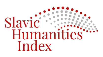 Logo Slavic Humanities Index transparent background